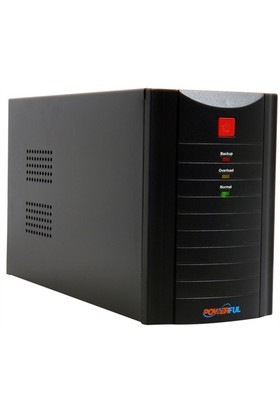 Powerful 1500 VA (PL-1500) Line Interactive 5'-20' UPS