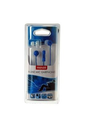 Maxell EC-MIC MAVİ Kulakiçi Kulaklık