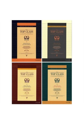 Morning Glory 10300-72107 Top Class İnce Defter