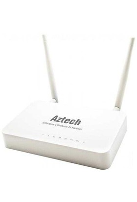 Aztech WL889 300Mbps 4Port Wireless-N Router