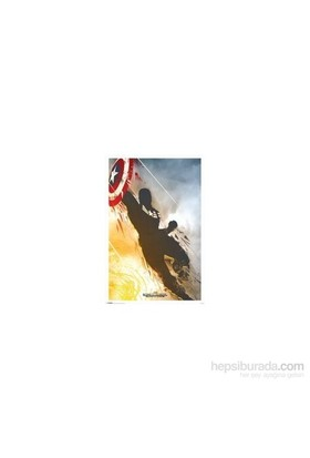 Maxi Poster Marvel Captain America Winter Soldier