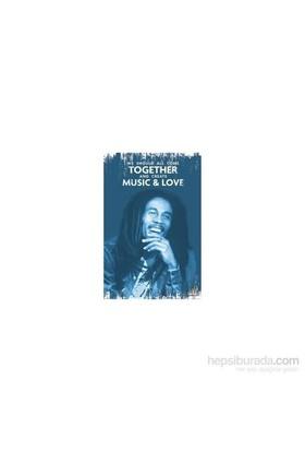 Maxi Poster Bob Marley Music And Love