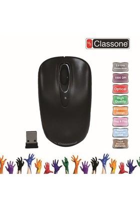 Classone 2.4 Ghz Kablosuz Siyah Mouse (WM739-B)