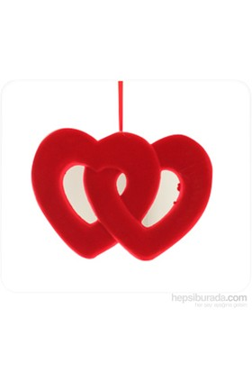 KullanAtMarket İç İçe Kalpler Asma Süs