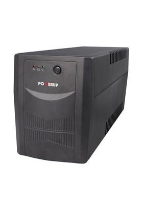 PowerUP 1500VA Line Interactive LED UPS (UPS-PL-1150VA-01)