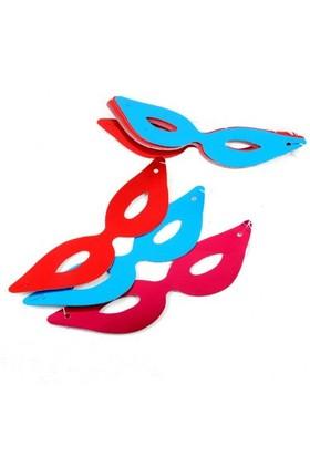 Carda Yılbaşı Parti Maskesi 12 Adet