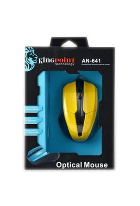 Kingpoint An-641 Usb Mouse