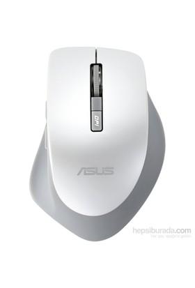 Asus WT425 Kablosuz Optik Sessiz Tıklama Özellikli Beyaz Mouse