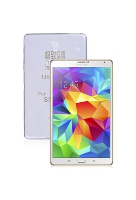 Ally Samsung Galaxy Tab S 8.4 T700 T705c Spada Ultra İnce Soft Silikon Kılıf