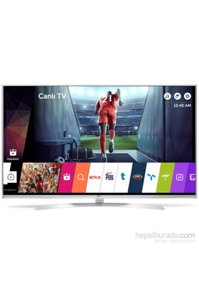 "LG 55UH850V 55 "" 140 Ekran [4K] Süper UHD Uydu Alıcılı Smart [webOS 3.0] LED TV"