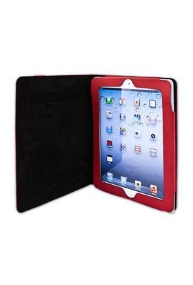 Bouletta iPad2/iPad New Kılıfı iCase 009 Kırmızı