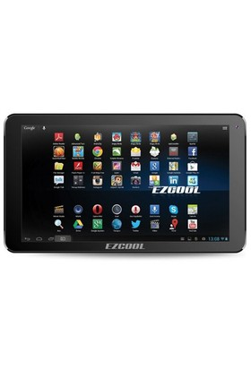 "Ezcool X6 8GB 10.1"" Beyaz Tablet"