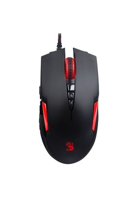 Bloody V2 Multi Core Siyah Holeless Oyuncu Mouse