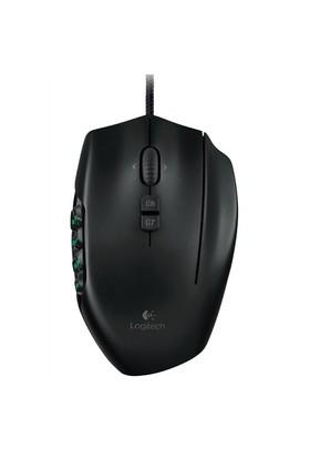Logitech G600 MMO Siyah Gaming Mouse (910-003624)