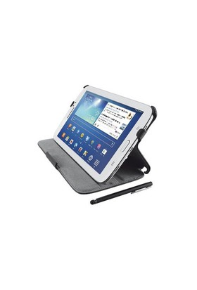 Trust Samsung Tab3 7.0 Stıle Kalem Hediyeli Siyah Tablet Kılıfı (GALAXYAC19638-TRU)