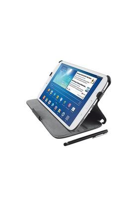 Trust Samsung Tab3 8.0 Stıle Kalem Hediyeli Siyah Tablet Kılıfı (GALAXYAC19638-TRU)