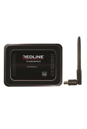 Redline Ts 2500 HD Plus Mini HD Uydu Alıcısı