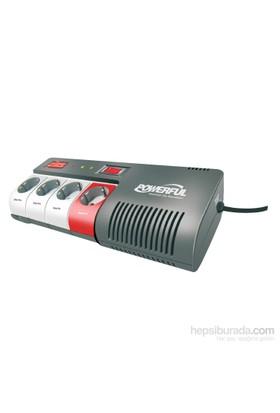 Powerful AVR-1012 1200VA/720W Otomatik Voltaj Regülatörü