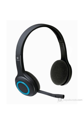 Logitech Wireless H600 Kulaküstü Kulaklık 981-000342
