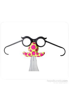 KullanAtMarket Gözlüklü Palyaço Burnu