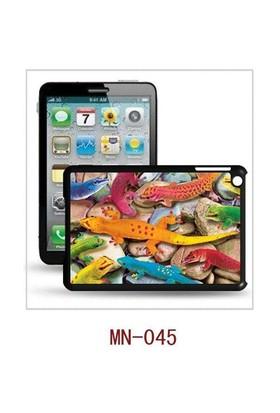 I-Techgear iPad Mini 1/2/3 - 3D Hologramlı Bukalemun Arka Kapak (ITG-MN-045)