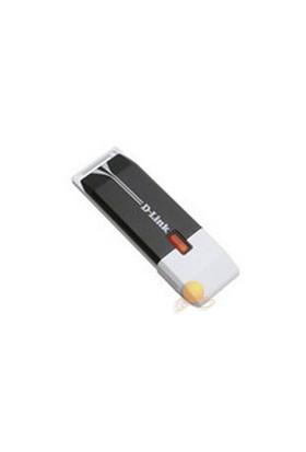 D-link DWA-140 Rangebooster N USB 2.0/1.1 Adaptör