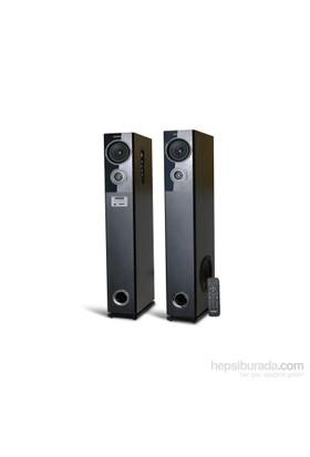Jameson Bt Bluetooth 1 +1 Karaoke-Usb-Fm Ses Sistemi Js-4712