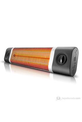 Veito 1800 TW Duvar Tipi 1800 W Karbon Infrared Isıtıcı