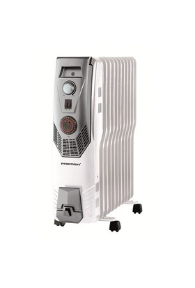Premier POR 9630 11 Dilim 400 W Fanlı Stype Radyatör