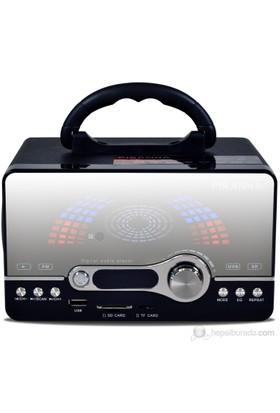 Piranha Musicbox B Type Usb SD Portatif Müzik Seti