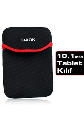 """Dark 10.1"""" Tablet Uyumlu Siyah Neopren Kılıf (DK-AC-TBKL101)"""