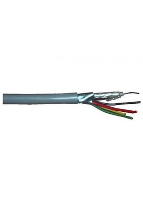 Ttec Business Cctv 4+1 Kablo (1 Coax + 2X0,34 + 2X0,14 Mm)
