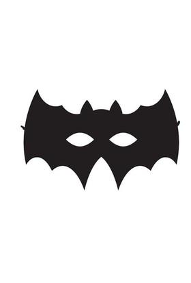 Pandoli Vilineks Yumuşak Batman Yarasa Adam Maskesi