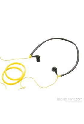 Vivanco Fusion Boyunbantlı Kulaklık Sarı