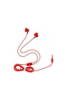 Nokia Wh-108 Orjinal Kırmızı Mikrofonlu Kulaklık