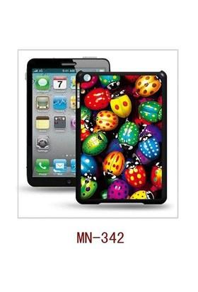 I-Techgear iPad Mini 1/2/3 - 3D Hologramlı Uğur Böcekleri Arka Kapak (ITG-MN-342)
