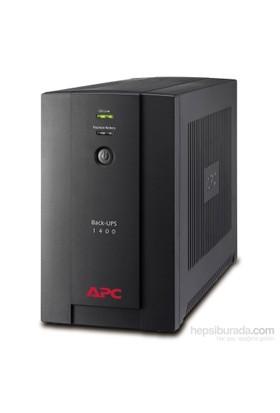 Schneider APC BX1400U-GR 1400VA Line Interactive UPS