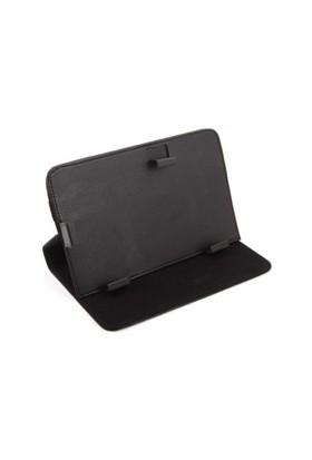 "Concord 7"" Siyah Deri Standlı Tablet Kılıfı"