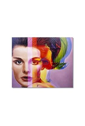 Tictac Gossip Girl Kanvas Tablo - 50X75 Cm