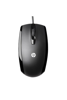 HP X500 Kablolu Siyah Mouse E5E76AA