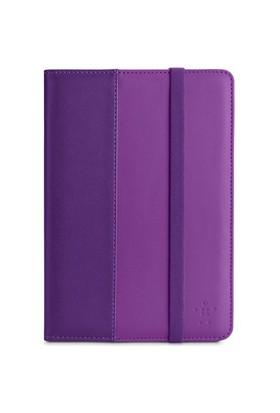 Belkin F7N037VFC02 iPad Mini Mor/Eflatun Tablet Kılıfı