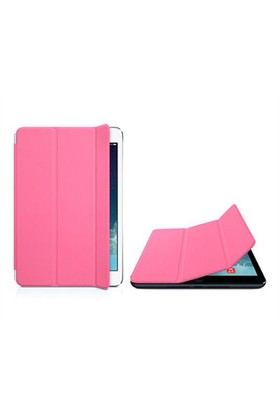 Microsonic iPad Air Pembe Smart Cover Kılıf