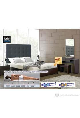 Aircomfort Visco Yatak 15 cm 120x200-1 Adet Visco Air Neck Yastık Hediye