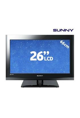 """Sunny 26"""" Hd Ready Lcd Televizyon SN026L43"""