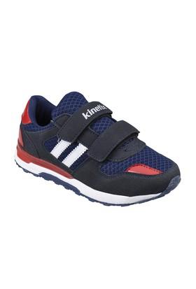Kinetix A1291466 Lacivert Beyaz Kırmızı Erkek Çocuk Sneaker