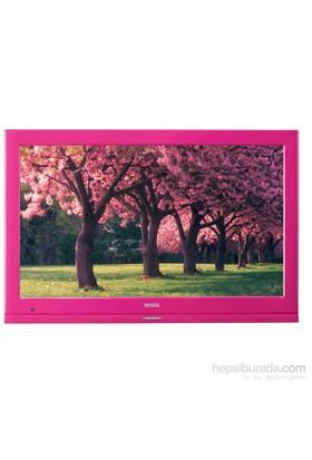 "Vestel 22FA5100P 22"" 56 Ekran Full HD Dahili Uydu Alıcı LED TV (Pembe)"