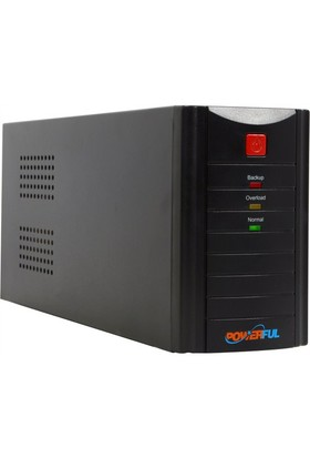 POWERFUL 650VA ( PL-600 ) Line İnteractive UPS