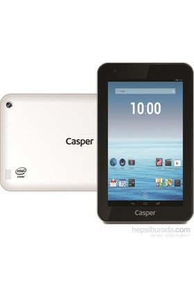 "Casper Via T7D Intel Atom Z3735G 16GB 7"" Tablet"