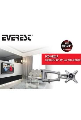 Everest LCD-HR617 10''-24'' Hareketli Lcd & Led Tv Askı Aparatı
