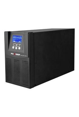PowerUP 1KVA Online LCD HF UPS (UPS-POT-1201) )